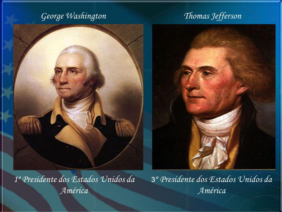 1º Presidente dos Estados Unidos da América