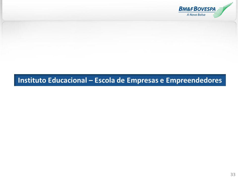 Instituto Educacional – Escola de Empresas e Empreendedores