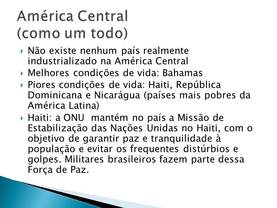 América Central (como um todo)