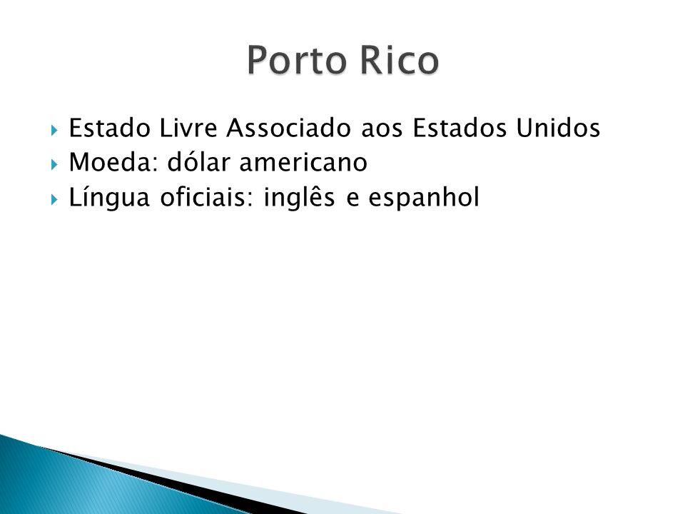 Porto Rico Estado Livre Associado aos Estados Unidos