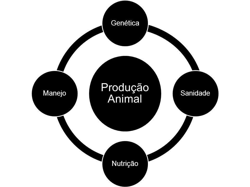 Produção Animal Genética Sanidade Nutrição Manejo