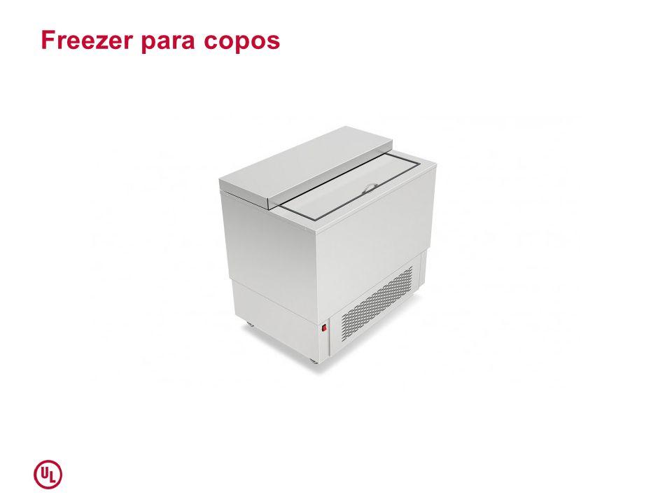 Freezer para copos
