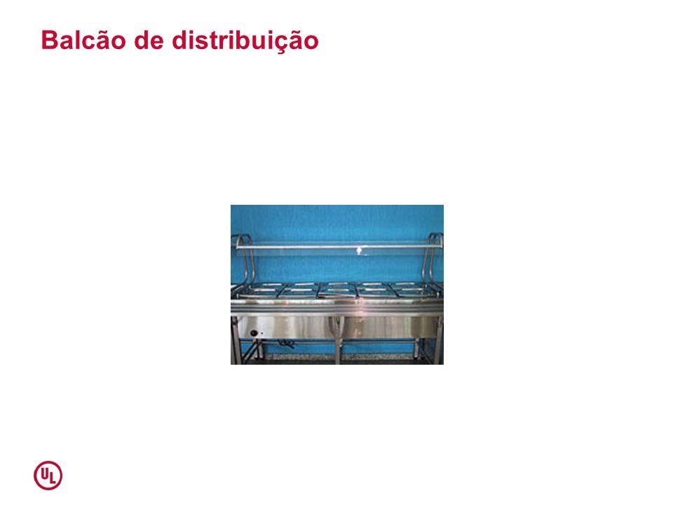 Balcão de distribuição