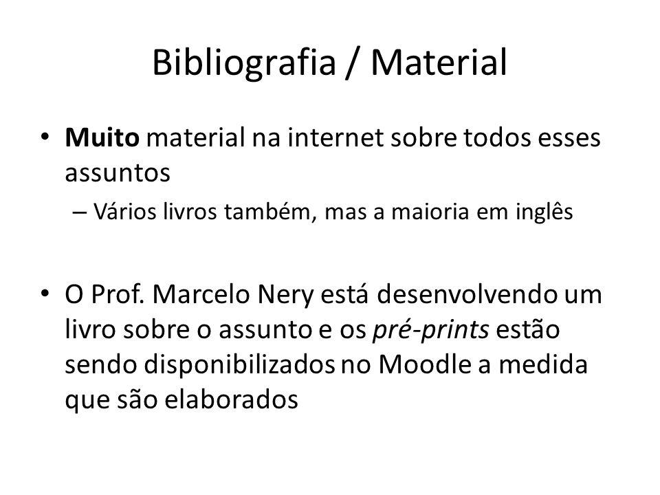 Bibliografia / Material