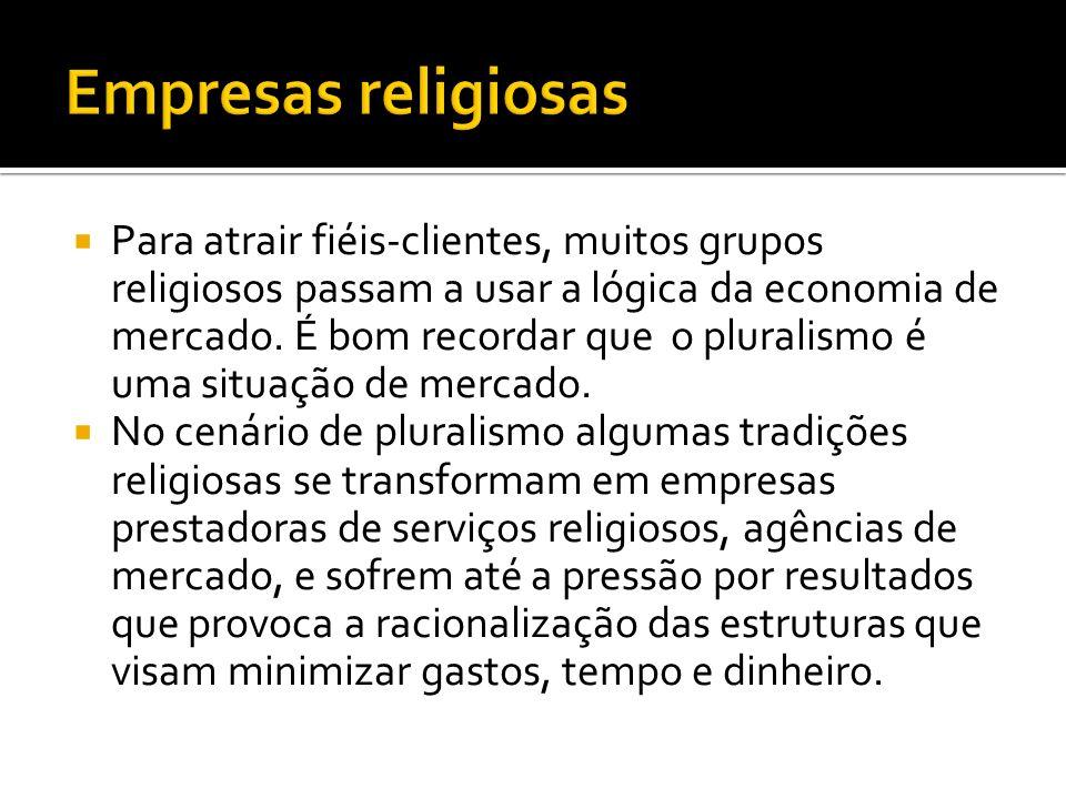 Empresas religiosas