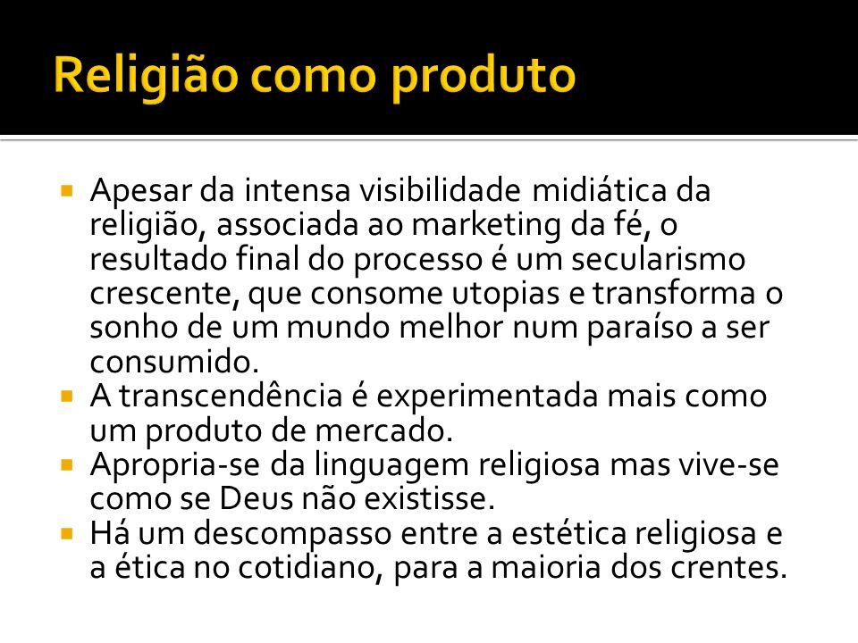 Religião como produto