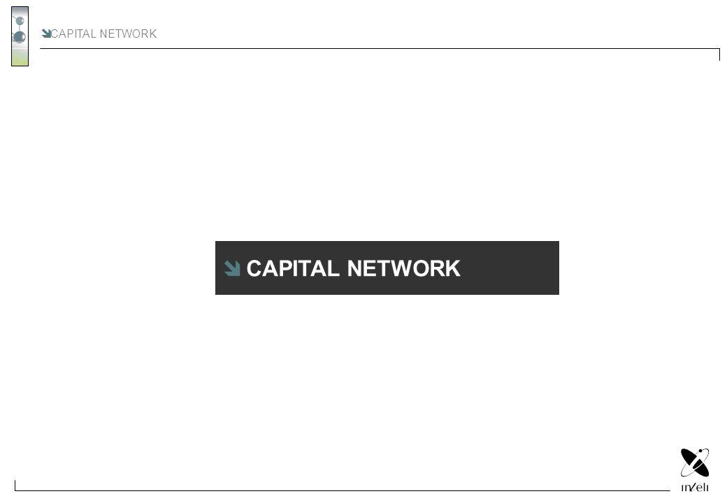 CAPITAL NETWORK Missão CAPITAL NETWORK