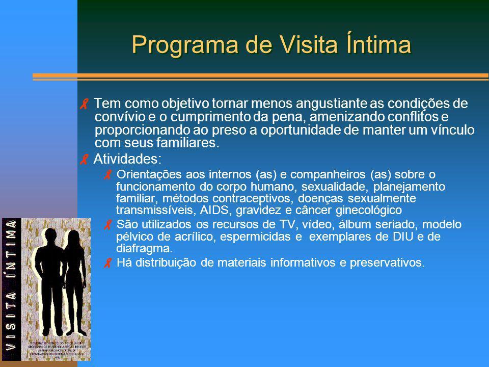 Programa de Visita Íntima