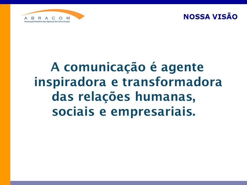 das relações humanas, sociais e empresariais.