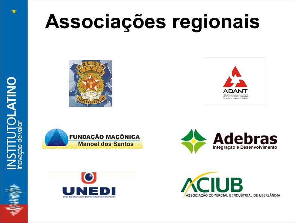 Associações regionais
