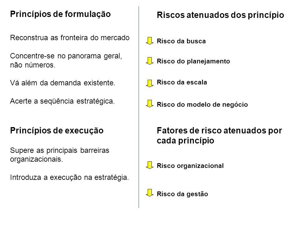 Princípios de formulação