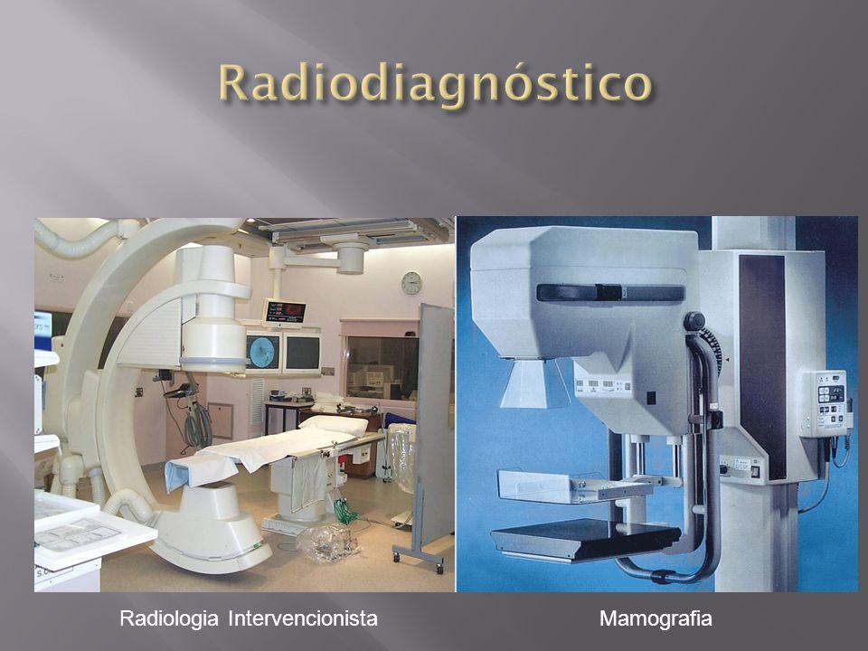 Radiodiagnóstico Radiologia Intervencionista Mamografia