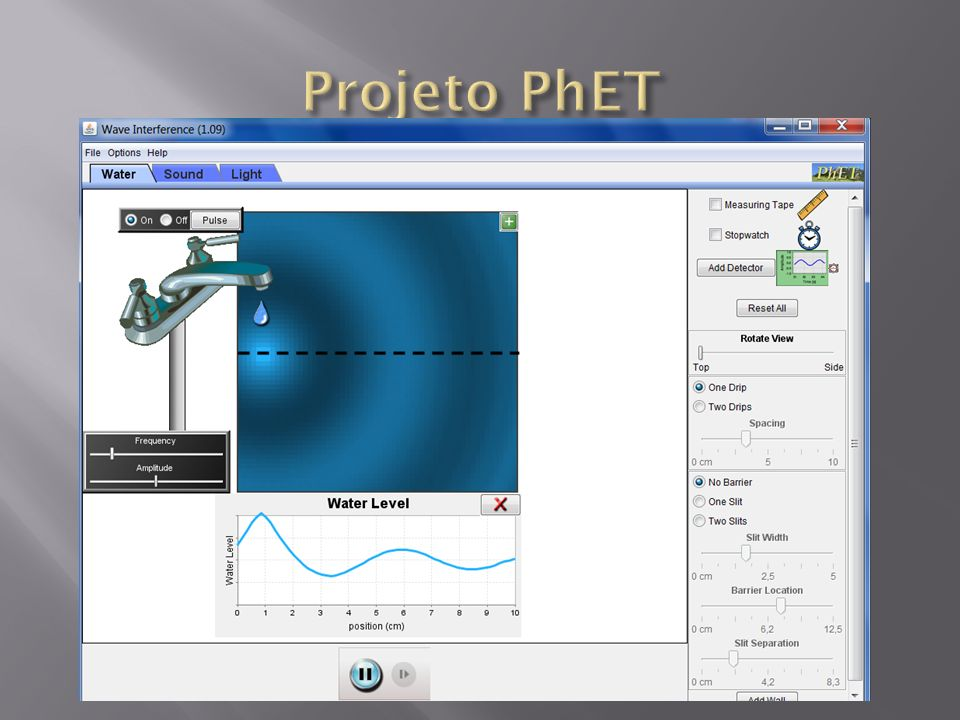 Projeto PhET