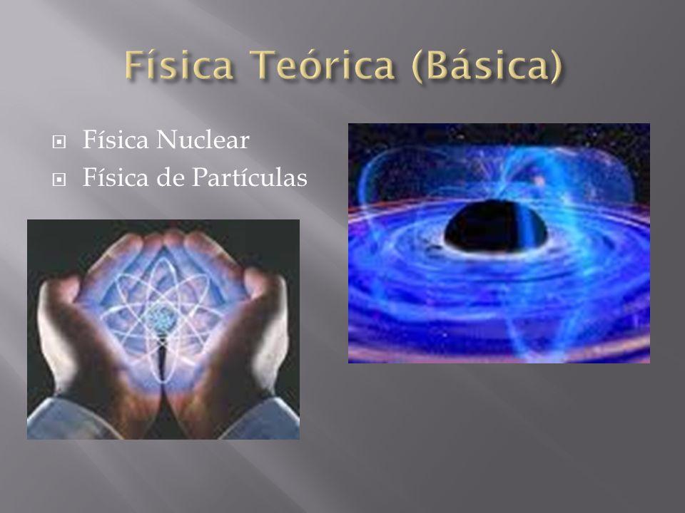 Física Teórica (Básica)