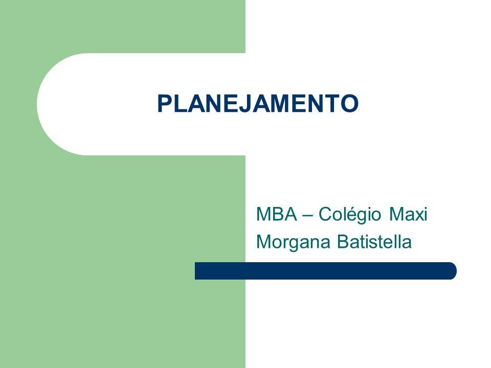 MBA – Colégio Maxi Morgana Batistella