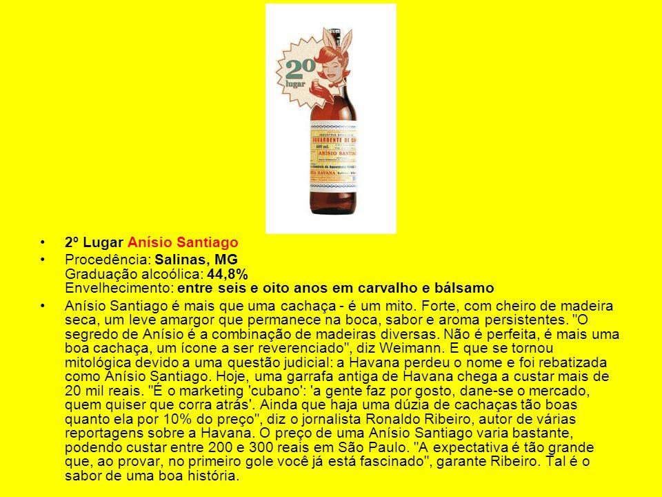 2º Lugar Anísio Santiago