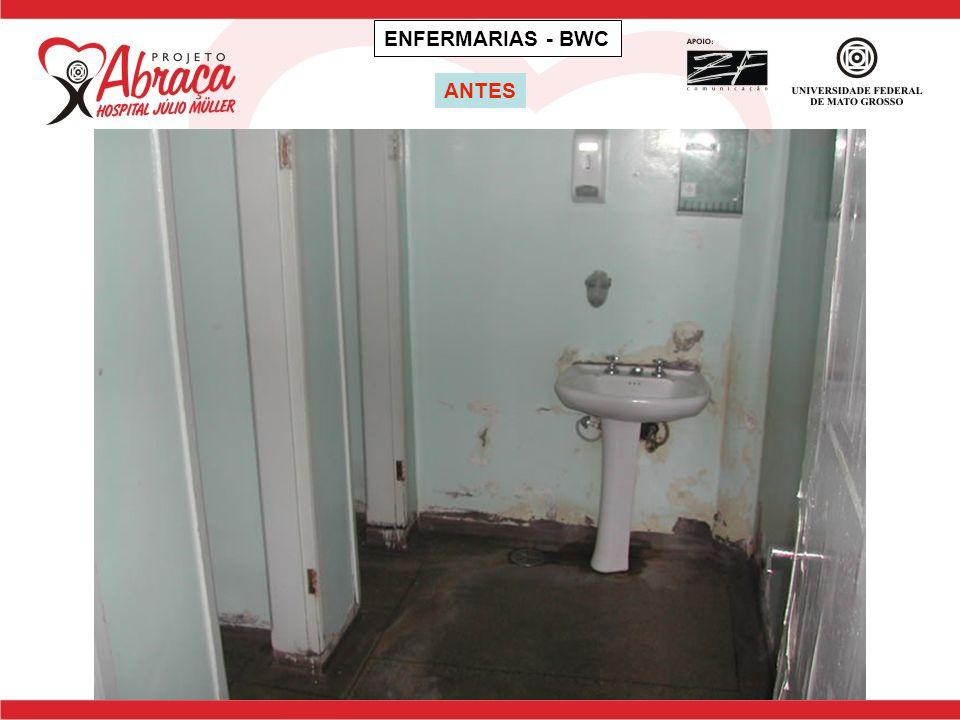 ENFERMARIAS - BWC ANTES