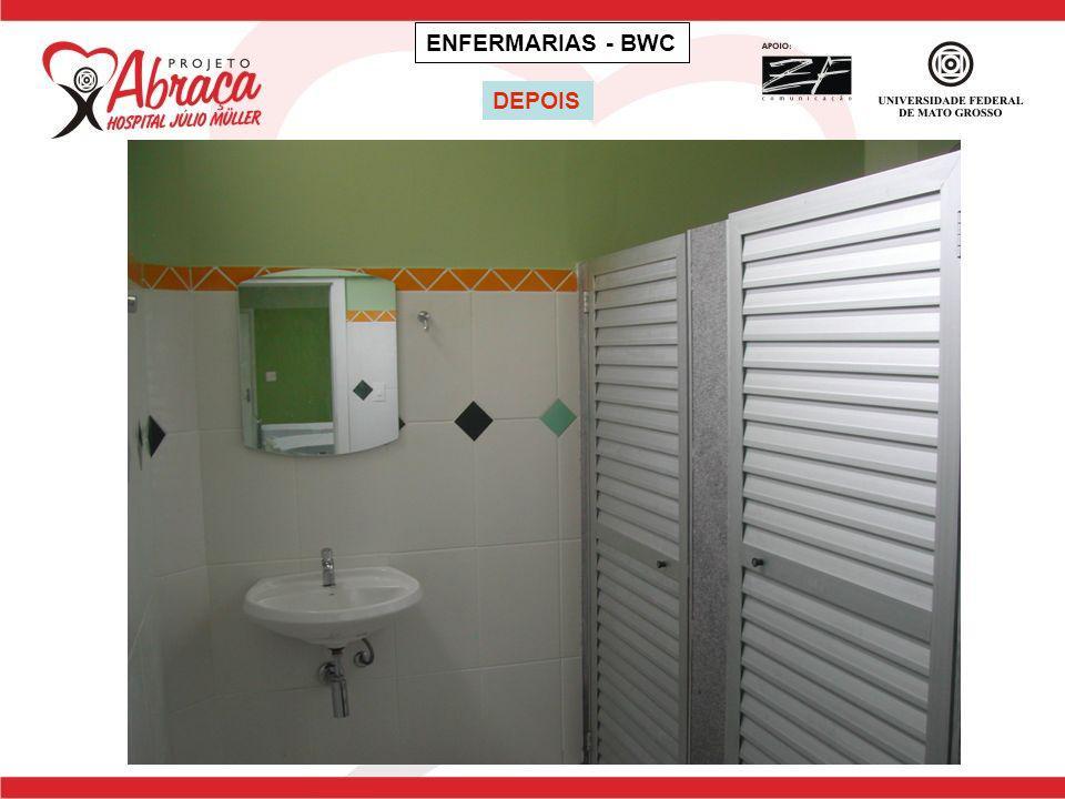 ENFERMARIAS - BWC DEPOIS
