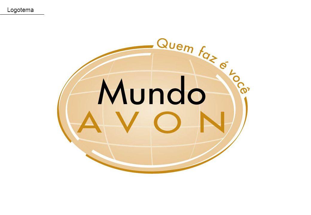 Logotema Tema Mundo Avon (logo) Quem faz é você.