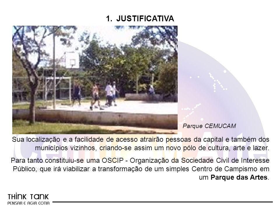 JUSTIFICATIVA Parque CEMUCAM.