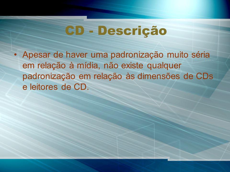 CD - Descrição