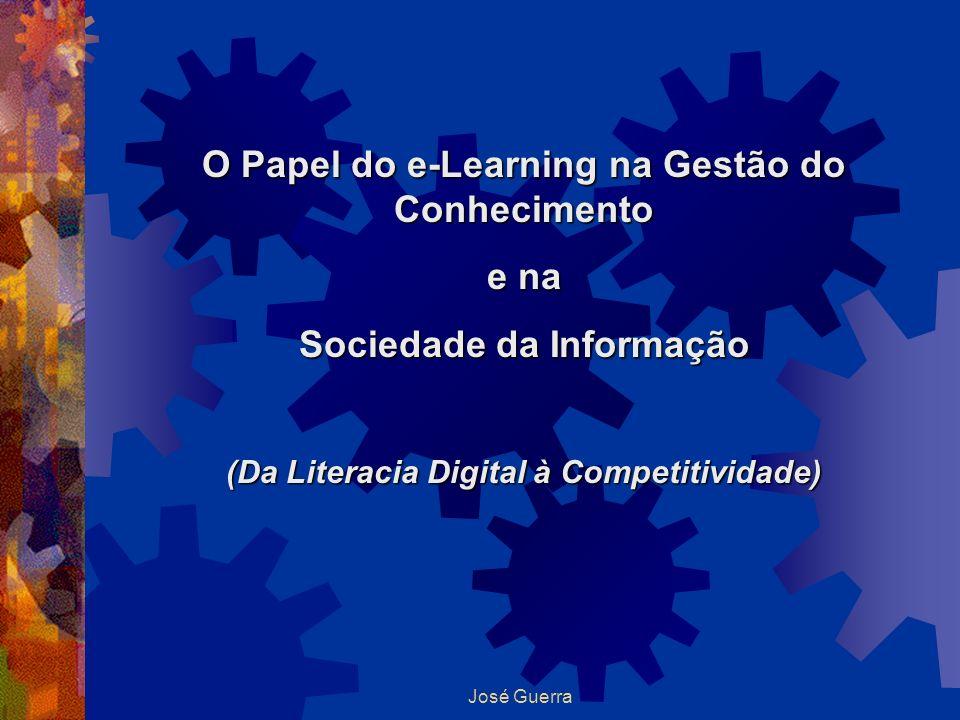 O Papel do e-Learning na Gestão do Conhecimento e na