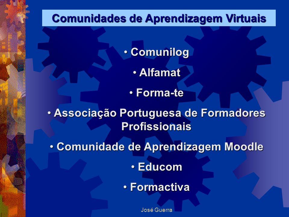 Comunidades de Aprendizagem Virtuais