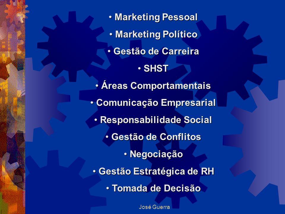 Áreas Comportamentais Comunicação Empresarial Responsabilidade Social