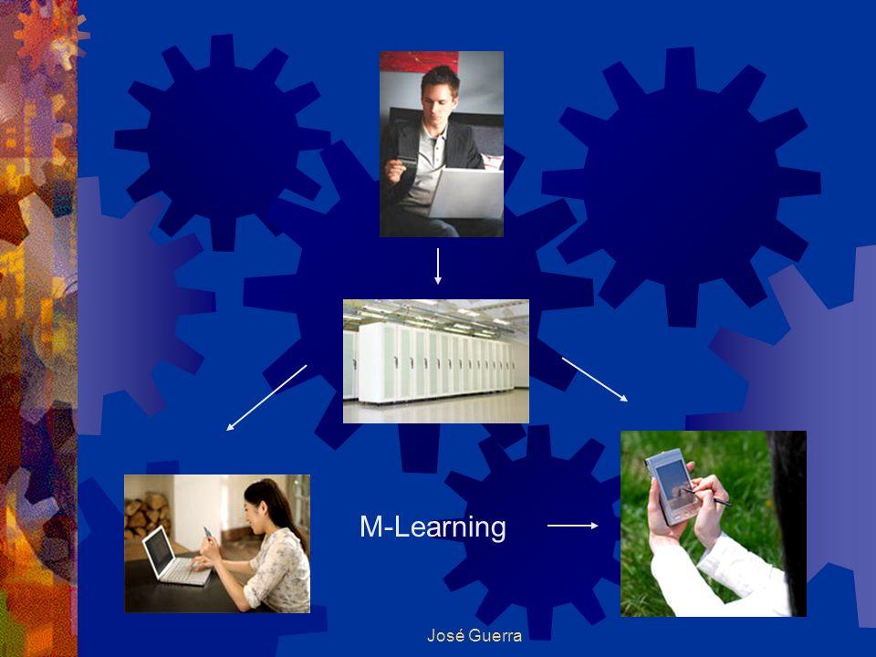 M-Learning José Guerra