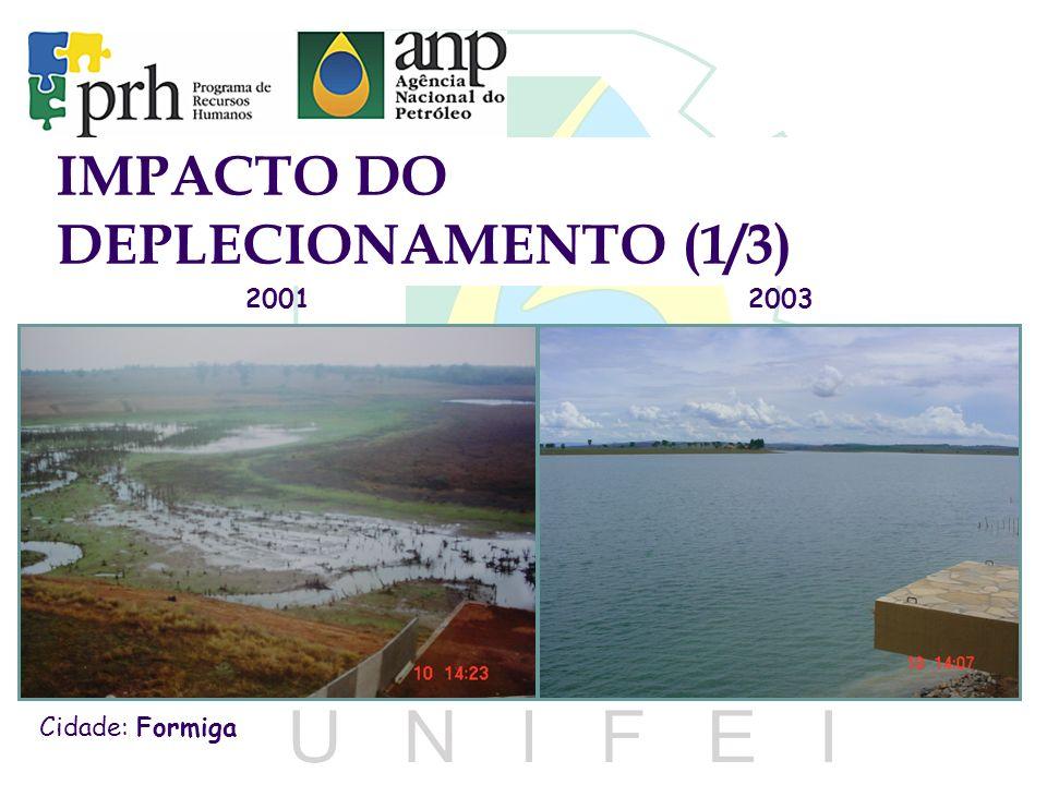 IMPACTO DO DEPLECIONAMENTO (1/3)