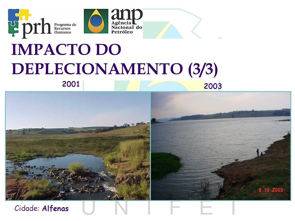 IMPACTO DO DEPLECIONAMENTO (3/3)