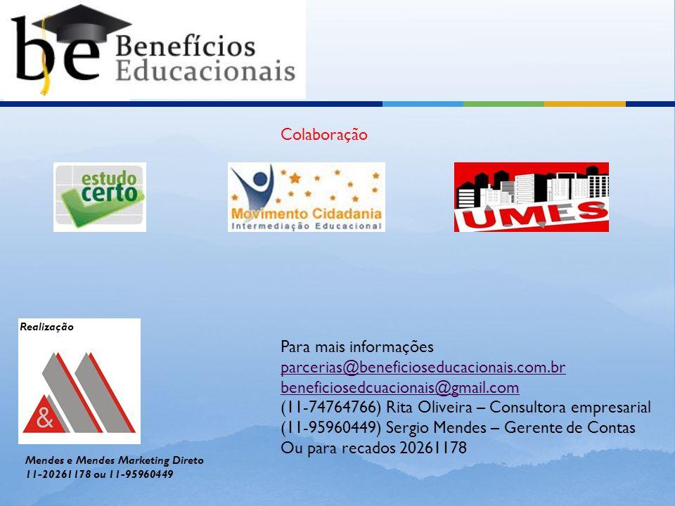 (11-74764766) Rita Oliveira – Consultora empresarial