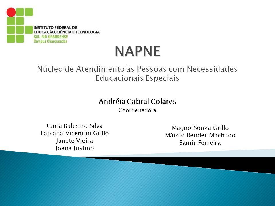 Andréia Cabral Colares Coordenadora