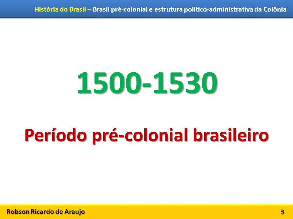 Período pré-colonial brasileiro