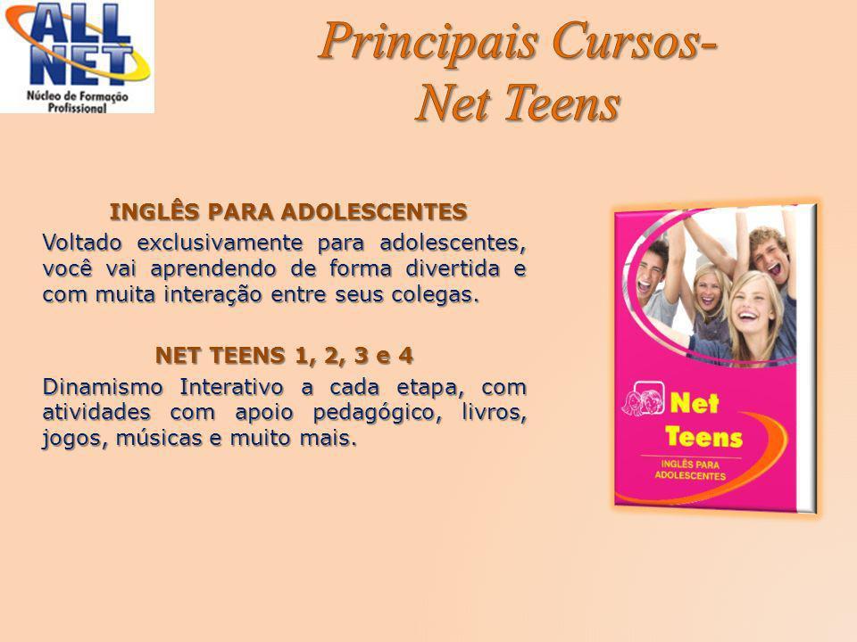 INGLÊS PARA ADOLESCENTES