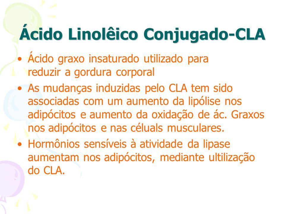 Ácido Linolêico Conjugado-CLA