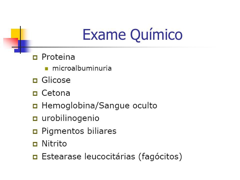 Exame Químico