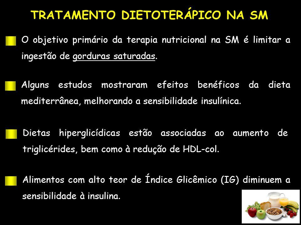 TRATAMENTO DIETOTERÁPICO NA SM