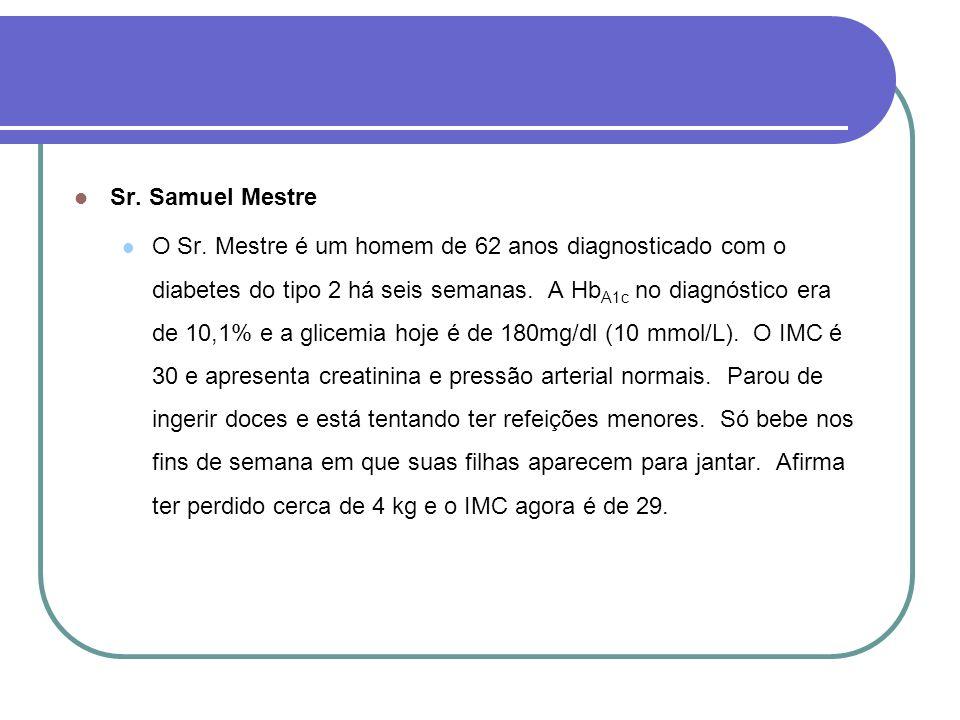 Sr. Samuel Mestre