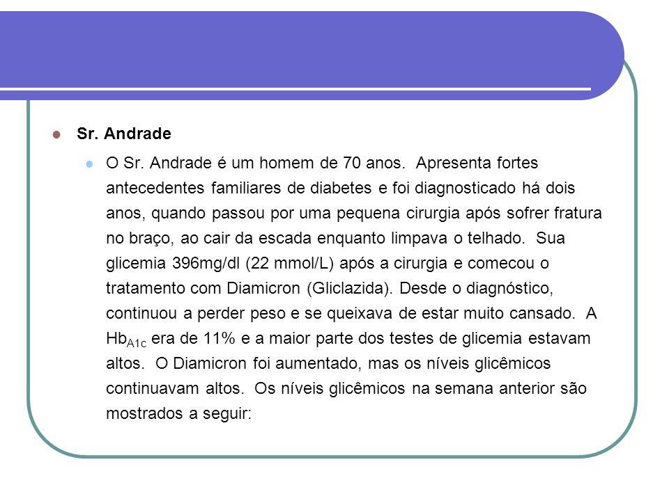Sr. Andrade