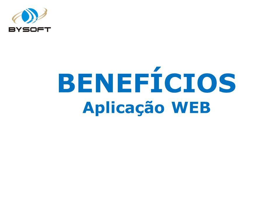 BENEFÍCIOS Aplicação WEB