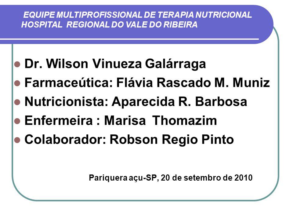 HRVR Dr. Wilson Vinueza Galárraga