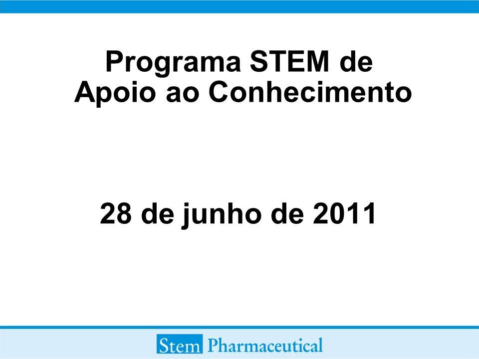 Programa STEM de Apoio ao Conhecimento