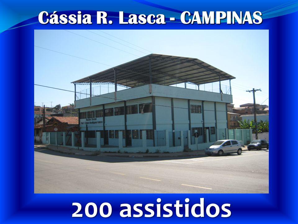 Cássia R. Lasca - CAMPINAS