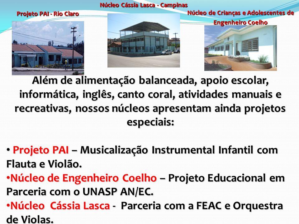Projeto PAI – Musicalização Instrumental Infantil com Flauta e Violão.