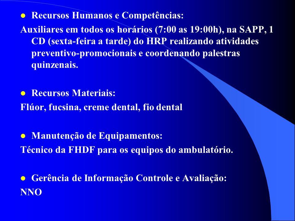 Recursos Humanos e Competências: