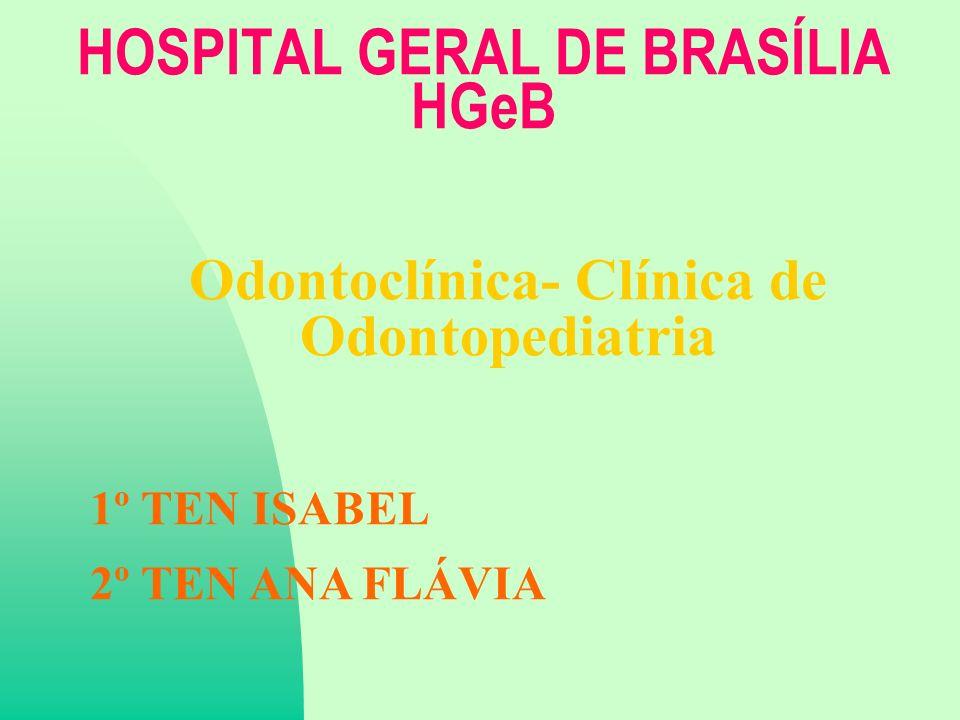 HOSPITAL GERAL DE BRASÍLIA HGeB