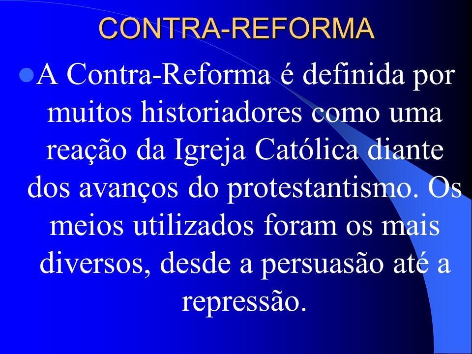 CONTRA-REFORMA