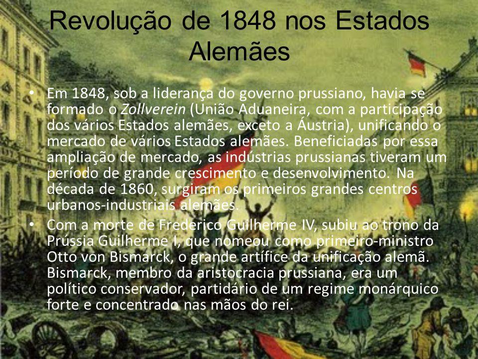 Revolução de 1848 nos Estados Alemães