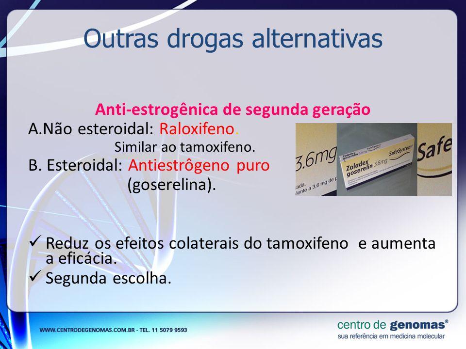 Anti-estrogênica de segunda geração